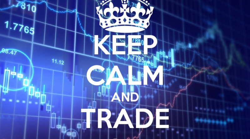 Be a forex trader